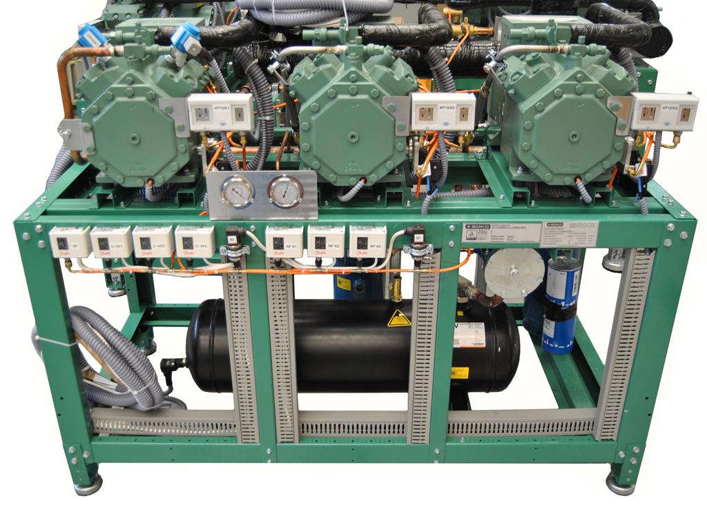 Compressor Racks And Condensing Units