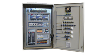 Control Electric Cabinets For Air Conditioning Systems